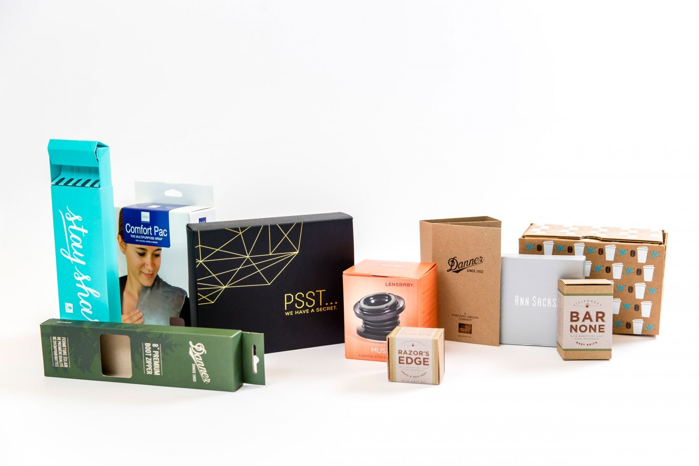 B&B Print Source Packaging