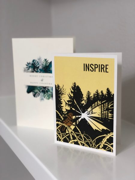 MAKING AN IMPACT WITH HOLIDAY CARDS